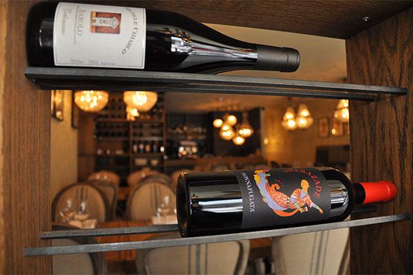 Luce e Limoni Restaurant Wine
