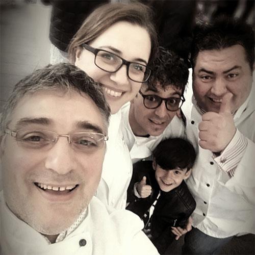 Luce e Limoni Sicilian Restaurant Team