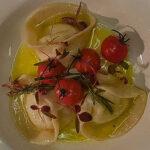 Roast Veal And Mozzarella Tortelloni